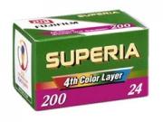 Fuji Superia 200 135/24 Lejárt! fotófilm