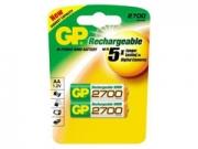 GP 2db 2700 mAh ceruza akkumulátor