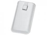 Hama LiftCase fehér univerzális mobiltelefon tok