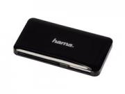 Hama Slim USB 3.0 multi fekete memóriakártya olvasó