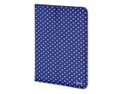 """Hama Polka Dots 7-8"""" kék univerzális tablet tok"""