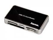Hama USB 3.0 univerzálisi memóriakártya olvasó
