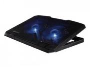 Hama Black ventillátoros notebook tartó