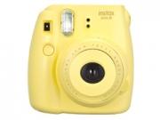 Fuji Instax Mini8 sárga instant kamera