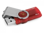 Kingston DataTraveler 101 színes 8GB pen drive