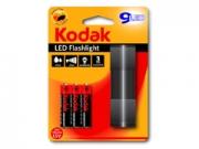 Kodak 9 LED-es fekete elemlámpa