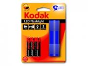 Kodak 9 LED-es kék elemlámpa