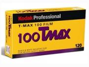 Kodak TMX 100 120 fotófilm