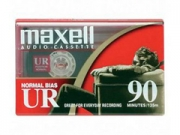Maxell UR-90 audio kazetta