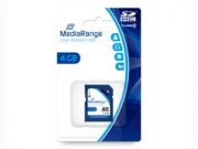Mediarange SDHC 4GB CL10 memóriakártya