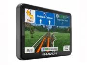 "Navon N760 5"" + iGO Primo Europa navigációs készülék"