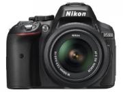Nikon D5300 fekete + 18-55mm tükörreflexes digitális fényképezõgép