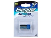 Energizer E123 3V elem