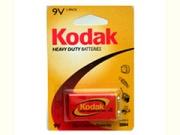 Kodak Extra Heavy Duty 9 V fotóelem