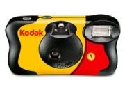 Kodak Fun Flash  egyszer használatos fényképezõgép