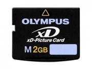Olympus xD 2GB memóriakártya