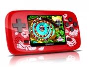 """Overmax BoyPlayer 2,5"""" játékkonzol + 101 játék játékgép"""