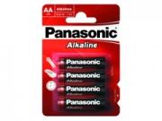 Panasonic alkáli ceruza 4 elem