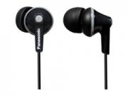 Panasonic RP-HJE125 fekete fülhallgató