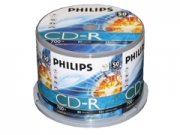 Philips CD-R * 50 CakeBox írható CD