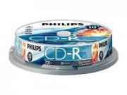 Philips CD-R * 10 CakeBox írható CD