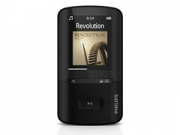 Philips GoGear ViBE 4GB fekete MP4 lejátszó