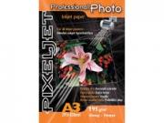 Pixeljet Professional A3/25 195g fényes inkjet fotópapír