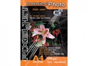 Pixeljet Professional A4/20 195 g satin inkjet fotópapír