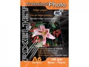 Pixeljet Professional A6/50 260g fényes inkjet fotópapír