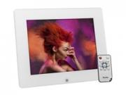 Rollei Pissarro DPF-80 8'' full HD fehér digitális képkeret