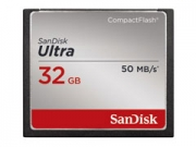 Sandisk Compact Flash Ultra 32GB memóriakártya