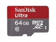Sandisk micro SDHC Ultra Android 64GB 80MB/s memóriakártya