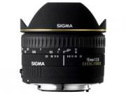 Sigma 15mm f/2,8 Fish-Eye Diagonal EX AF Nikon objektív