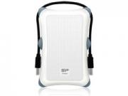 Silicon Power Armor A30 1TB USB3.0 fehér külsõ merevlemez