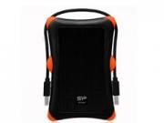 Silicon Power Armor A30 2TB USB3.0 fekete külsõ merevlemez