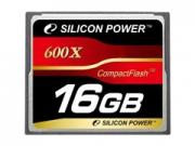 Silicon Power Compact Flash 16GB 600x memóriakártya