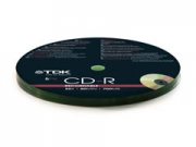 TDK CD-R * 5 CakeBox írható CD