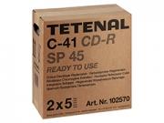 Tetenal C41 CD-R SP45 2*5l fotóvegyszer