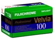 Fuji Velvia 100 135/36 fotófilm