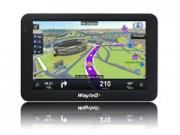 WayteQ X985 BT  navigációs készülék