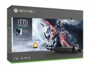 Microsoft Xbox One X Star Wars jedi játékkonzol