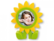 ZEP H00943 6*6 sárga virág képkeret